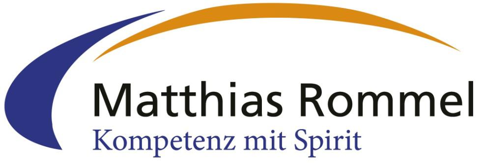 Matthias Rommel Logo
